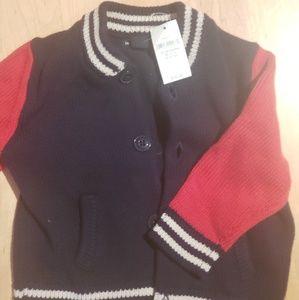 Gap Varsity Sweater